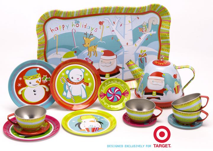 Holiday-Tea-Set